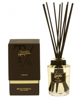 Dolce Vaniglia - 250 ml with Stick diffusers