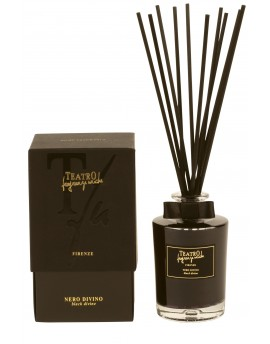 Nero Divino - 250 ml with Stick diffusers