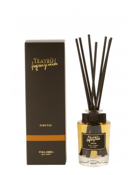 Pura Ambra - 100 ml with Stick diffusers