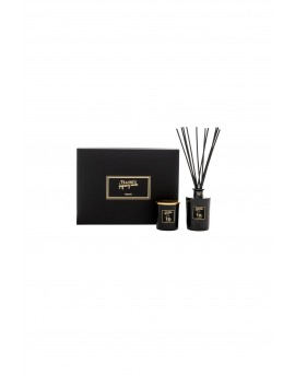 Rose Oud - Mini Gift Box - (Sticks ml. 250 e Candela gr. 180)