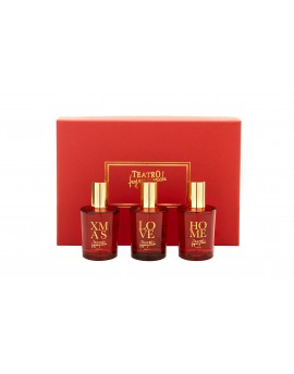 XMAS - - Mini Gift Box - 3 Spray ml. 50