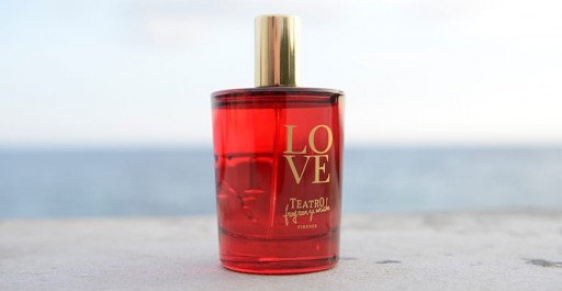 LOVE, la nuova fragranza Luxury Collection